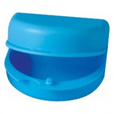 Dentobox (II), Fogsortartó box, világoskék, 40 mm, 10 darab