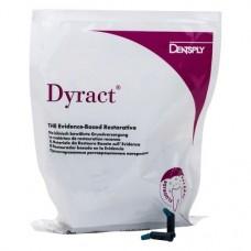 Dyract (A3), Tömőanyag (Kompomer), Kapszulák, fluoridtartalmú, röntgenopák, Kompomer, 250 mg, 20 darab