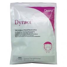 Dyract (B1), Tömőanyag (Kompomer), Kapszulák, fluoridtartalmú, röntgenopák, Kompomer, 250 mg, 20 darab