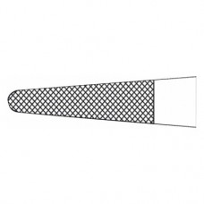 Durogrip® Nadelhalter nach Mathieu-Standard, 1 darab, BM154R, 200 mm, Draht 5/0