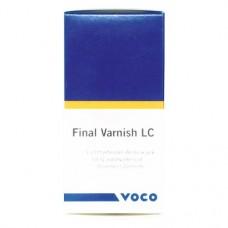 Final Varnish LC, Foglakk, Fiolák, fényre keményedő, 3 ml, 2x1 darab