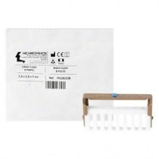 Endo Flash, (73 x 48 x 13 mm), (8x), Endo-tray, Nemesacél, 1 darab