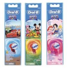 Oral-B (AdvancePower) (950 TX), Fogkefefejek, 2 darab
