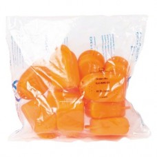 Fogszabályzó tartó doboz mini, (70 x 48 x 33 mm), narancs, 10 darab