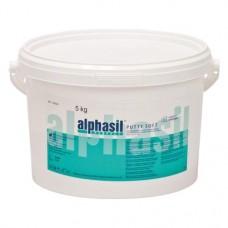 Alphasil Perfect (Putty), Lenyomatanyag (C-Szilikon), Vödör, nagyon magas konzisztencia, gyúrható, C-szilikon, 5 kg ( 11 lbs ), 1 darab