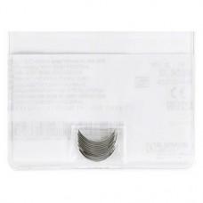 Chirurgische Nähnadeln Packung 12 Nadeln, Figur 3, BL603N