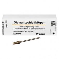 Diamantschleifkörper, gyémántcsiszoló, ISO 050, 2,35 mm, 43498, 1 darab