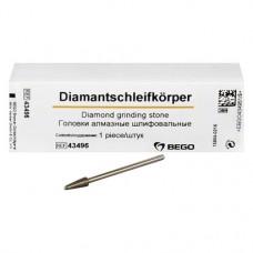 Diamantschleifkörper, gyémántcsiszoló, ISO 037, 2,35 mm, 43496, 1 darab