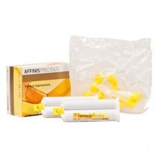 Affinis (50 System Precious) (Regular Body), Lenyomatanyag (A-Szilikon), kartus, ISO Típus 2, közepes konzisztencia, A-szilikon (VPS), 50 ml, 2x1 darab