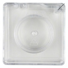 Adagoló box, színtelen, Műanyag, 1 darab