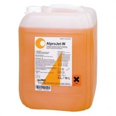 Alpro Jet W, Tisztító-oldat (Készülékek), Kanna, aldehidmentes, Koncentrátum, 5 l, 1 darab