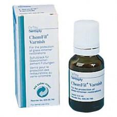 Chem Varnish, Védőlakk, Fiola, kémiailag keményedő, 12,5 ml, 1 darab