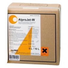Alpro Jet W, Tisztító-oldat (Készülékek), Cubitainer, aldehidmentes, Koncentrátum, 5 l, 1 darab