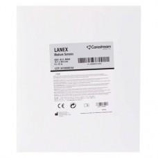 Lanex Medium (S 250), (30,5 x 12,7 cm), Erosíto fólia, 1 Csomag