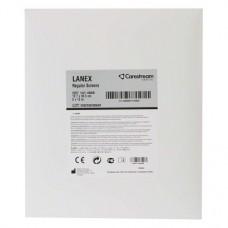 Lanex Regular (S 400), (30,5 x 12,7 cm), Erosíto fólia, 1 Csomag