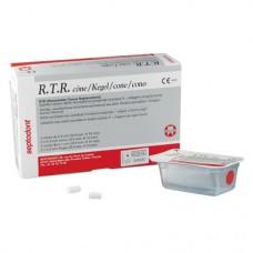R.T.R. (Resorbable Tissue Replacement), Csontpótló anyag, Egyszeri dózis, sterilen csomagolva, felszívódó, Beta-trikalciumfoszfát granulátum, 300 mg, 2x1 darab