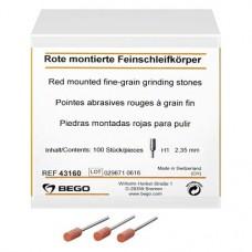 Feinschleifkörper, csiszoló, H1, 2,35 mm, 100 darab