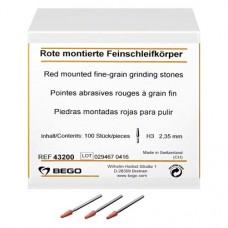 Feinschleifkörper, csiszoló, H3, 2,35 mm, 100 darab