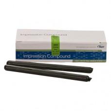 """Impression Compound (15x), Lenyomatanyag (Polyéter),""""Kerr"""" Rudak, zöld, 113,4 g ( 4 oz ), 1 Csomag"""