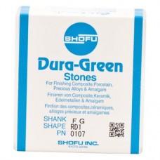 Dura-Steine, Dura-green-polírozó, RD1, FG, 12 darab