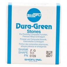 Dura-Steine, Dura-green-polírozó, TC1, FG, 12 darab