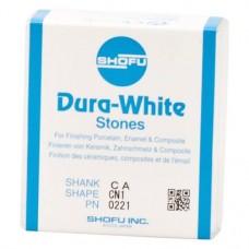 Dura-Steine, Dura-White-polírozó, CN1, RA, 12 darab