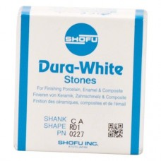 Dura-Steine, Dura-White-polírozó, RD1, RA, 12 darab