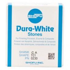 Dura-Steine, Dura-White-polírozó, TC1, RA, 12 darab