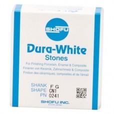 Dura-Steine, Dura-White-polírozó, CN1, FG, 12 darab