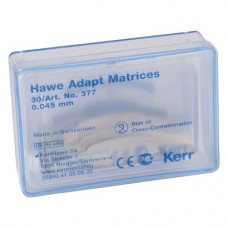 Adapt™ Matrizen Nachfüllpackung 30 darab, Stärke 0,045 mm, Form 377