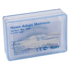Adapt™ Matrizen Nachfüllpackung 30 Matrizen Stärke 0,045 mm dick, Form 382