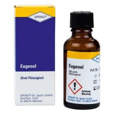 Eugenol, Fertotienítoszer, Fiola, antiszeptikus, Eugenol, 25 ml, 1 darab