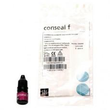 conseal f (W), Barázdazáró, Fiola, fehér, 5 ml, 1 darab