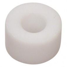 Alátét (W), fehér, Politetrafluoretilén (Teflon), 1 darab