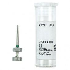 Meitrac II, Endo-Extraktor, Könyökdarab (CA, Ø 2,35 mm, ISO 204, 22 mm) ISO 90, Nemesacél, 1 darab