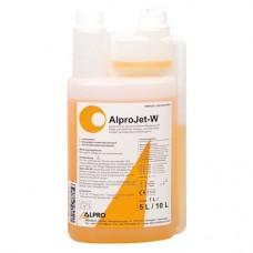 Alpro Jet W, Tisztító-oldat (Készülékek), Üveg, aldehidmentes, Koncentrátum, 1 l ( 33.8 fl.oz ), 1 darab