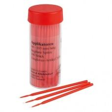 Applikátor (R), Doboz, Egyszerhasználatos termék, közepes, 10,3 cm, 100 darab