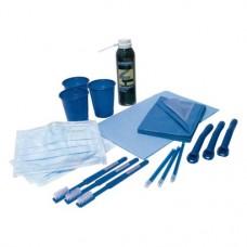 Monoart (Colour Line), Dental-szet, Karton, Egyszerhasználatos termék, kék, 1 Csomag