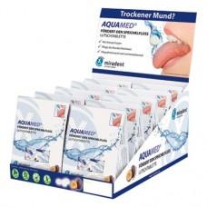 miradent Aquamed® Lutschtabletten - Display Packung 10 x 26 Stück