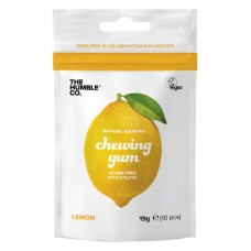 NATURAL SOURCES chewing gum - Packung 19 g lemon