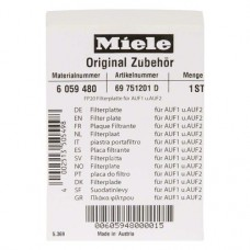 Aufnahme für ÜbertragungsKéziműszerek - Packung 20 Filterplatten, Porosität 2
